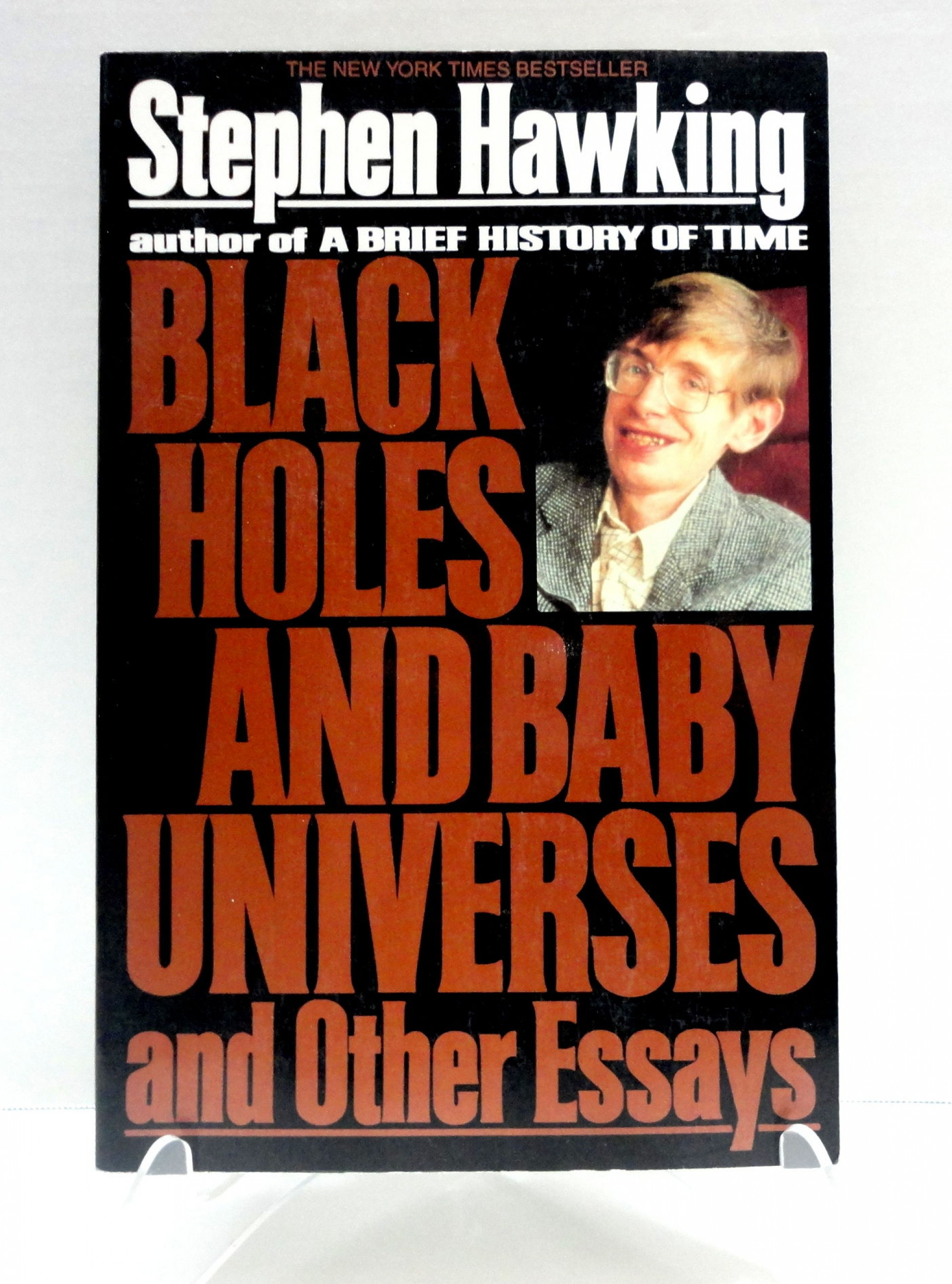 012 Essay Example X Black Holes And Baby Universes Other Unique Essays Review Ebook Free Download Amazon 1920
