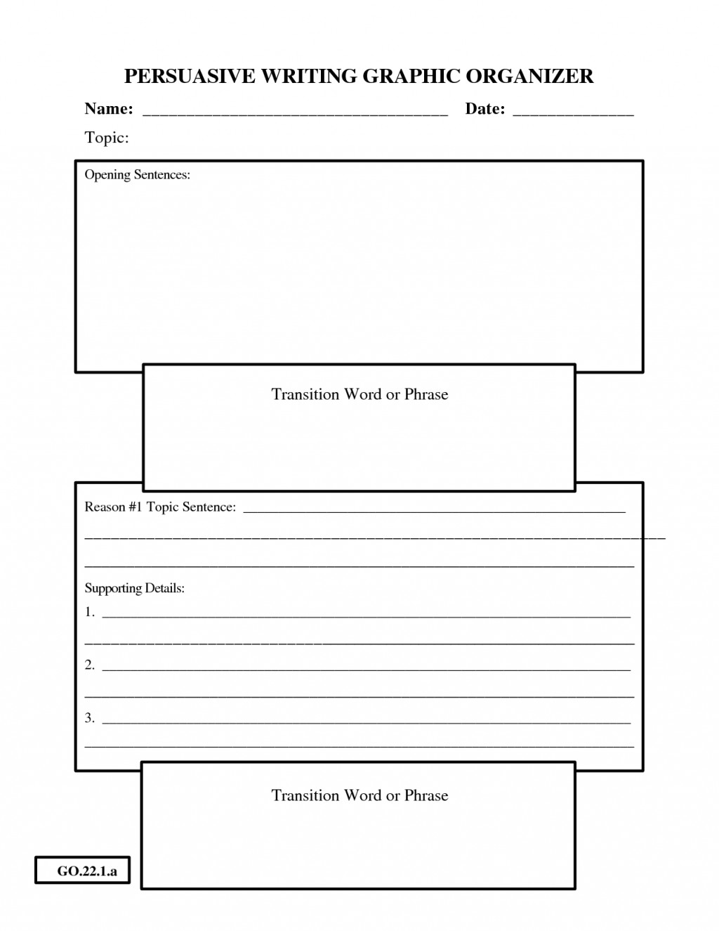 012 Expository Essay Graphic Organizer Awesome Printable Writing Middle School Large
