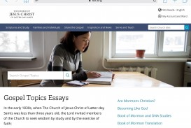 012 Gospel Topics Essays Essay Outstanding Pdf Plural Marriage Becoming Like God