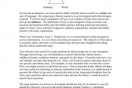 012 Informative Essay Definition Outstanding
