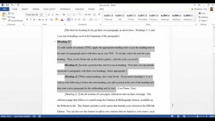 012 Maxresdefault Essay Example Apa Format Stupendous Template Title Page Sample Pdf 2017 728
