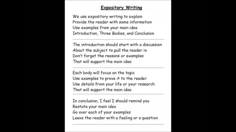 012 Maxresdefault Essay Example Explanatory Fascinating Topics Informative For College High School Prompt 4th Grade 480