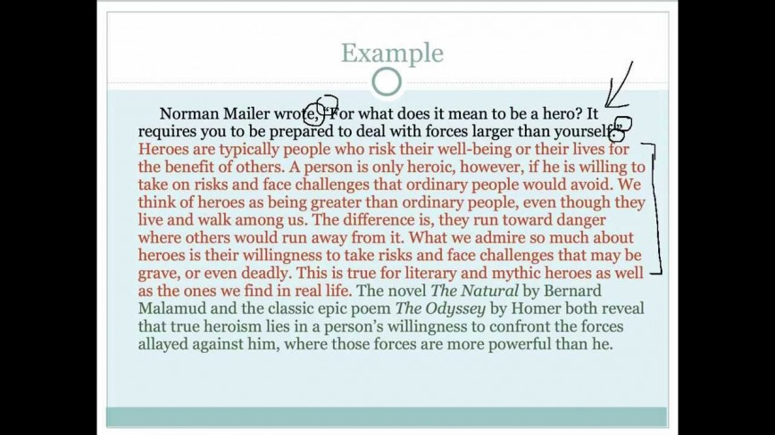 012 Maxresdefault How To Begin Critical Essay Amazing A Write Conclusion For Response Analysis Structure Review