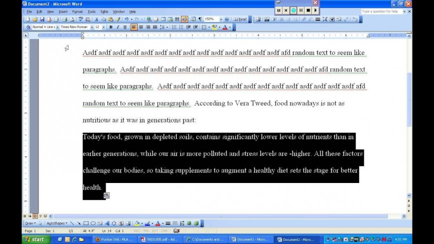 012 Maxresdefault How To Cite Poem In An Essay Outstanding A Do You Movie Quote Properly From Website