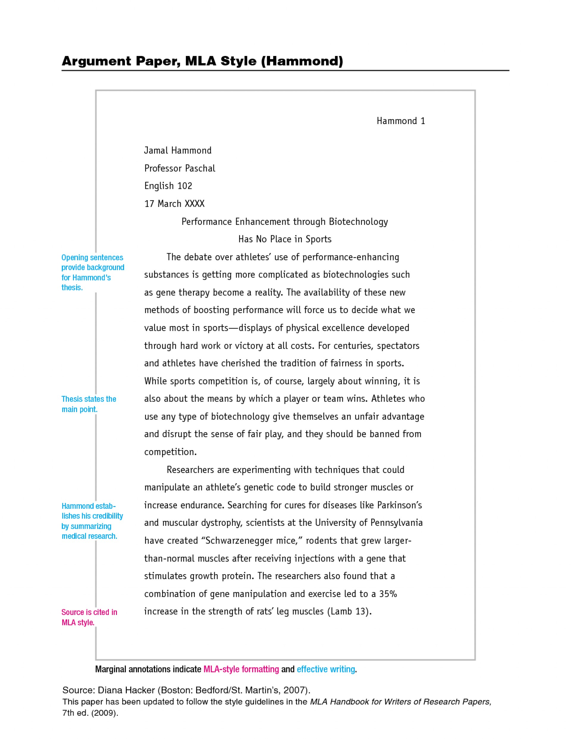 012 Mla Style Research Paper Examples Response Pinterest Format Argumentativesay Example Works Cited Page With Cover Title Narrative Pdf Persuasive Rare Essay 1920