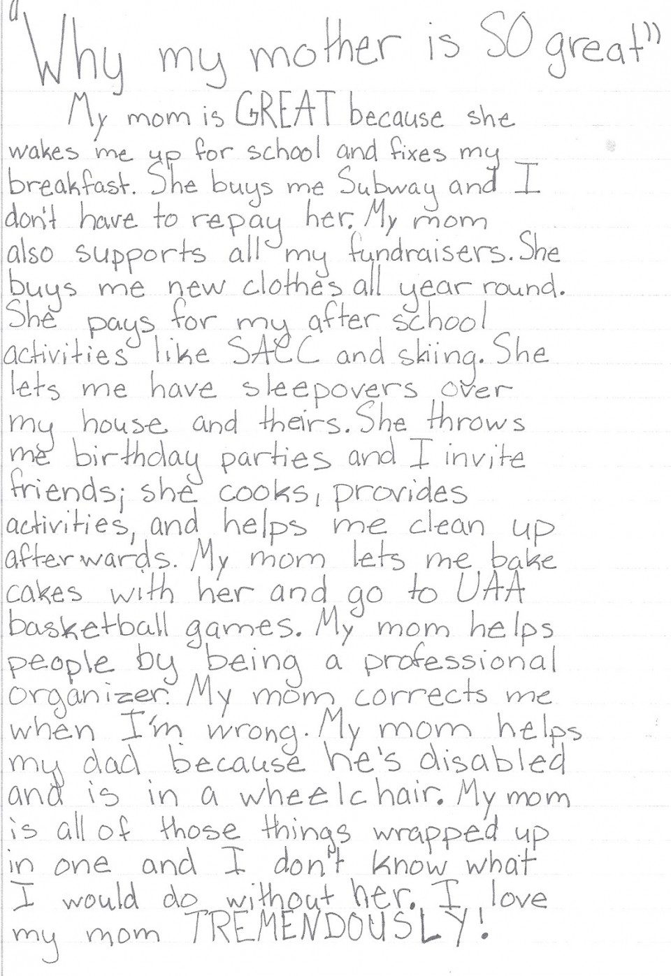 Hero essay outline