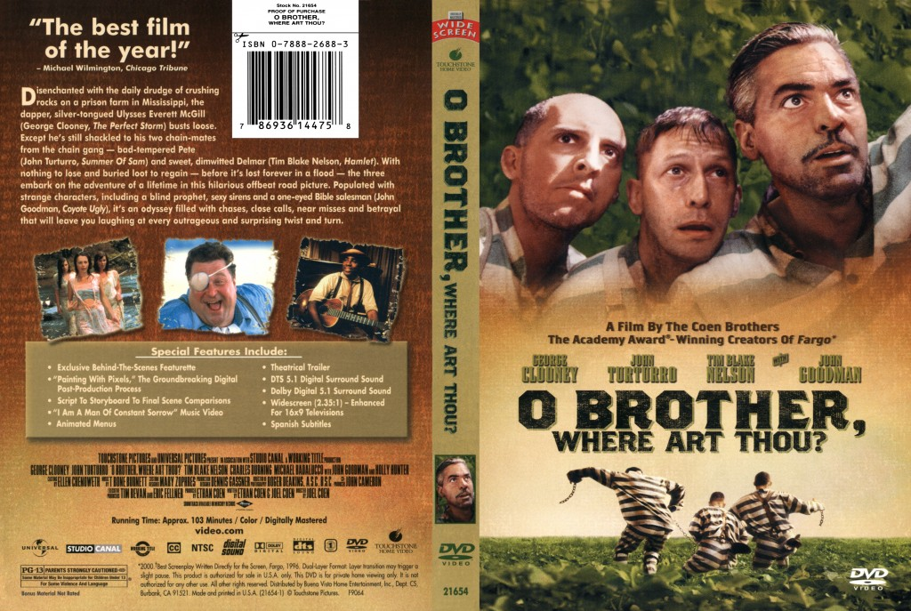 012 O Brother Where Art Thou Essay Example 211obrotherwhereartthou Scan Hires Striking And The Odyssey Comparison Vs Compared To Large