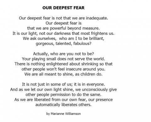 012 Our Greatest Fear Essay On Stupendous Of Darkness My Failure Ways To Overcome Public Speaking 480