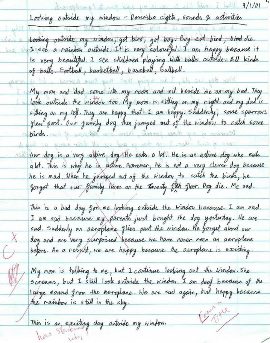 012 Read My Essay To Me Example Why Teachers 2 Unique And Tell If It's Good Large