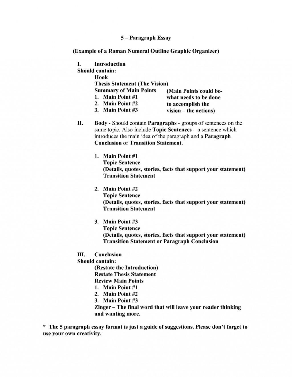 012 Roman Numeral Outline Format 551235 Proper Essay Unique White Paper Apa Heading Large