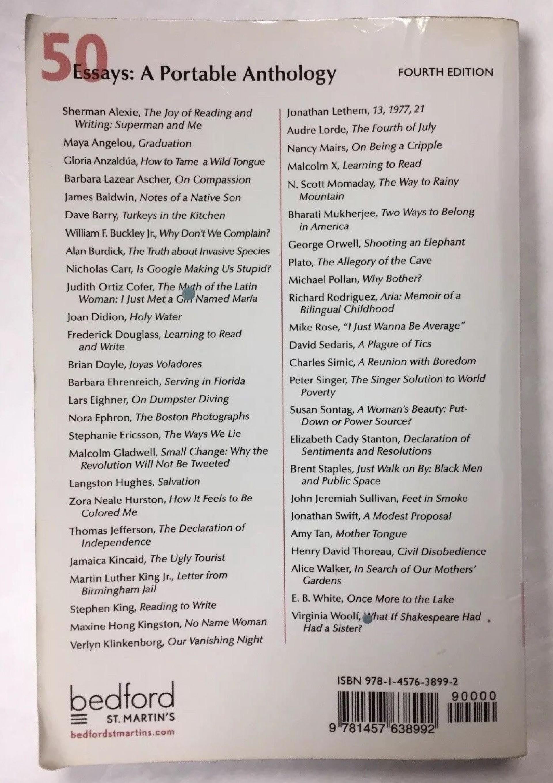 50 essays 5th edition online