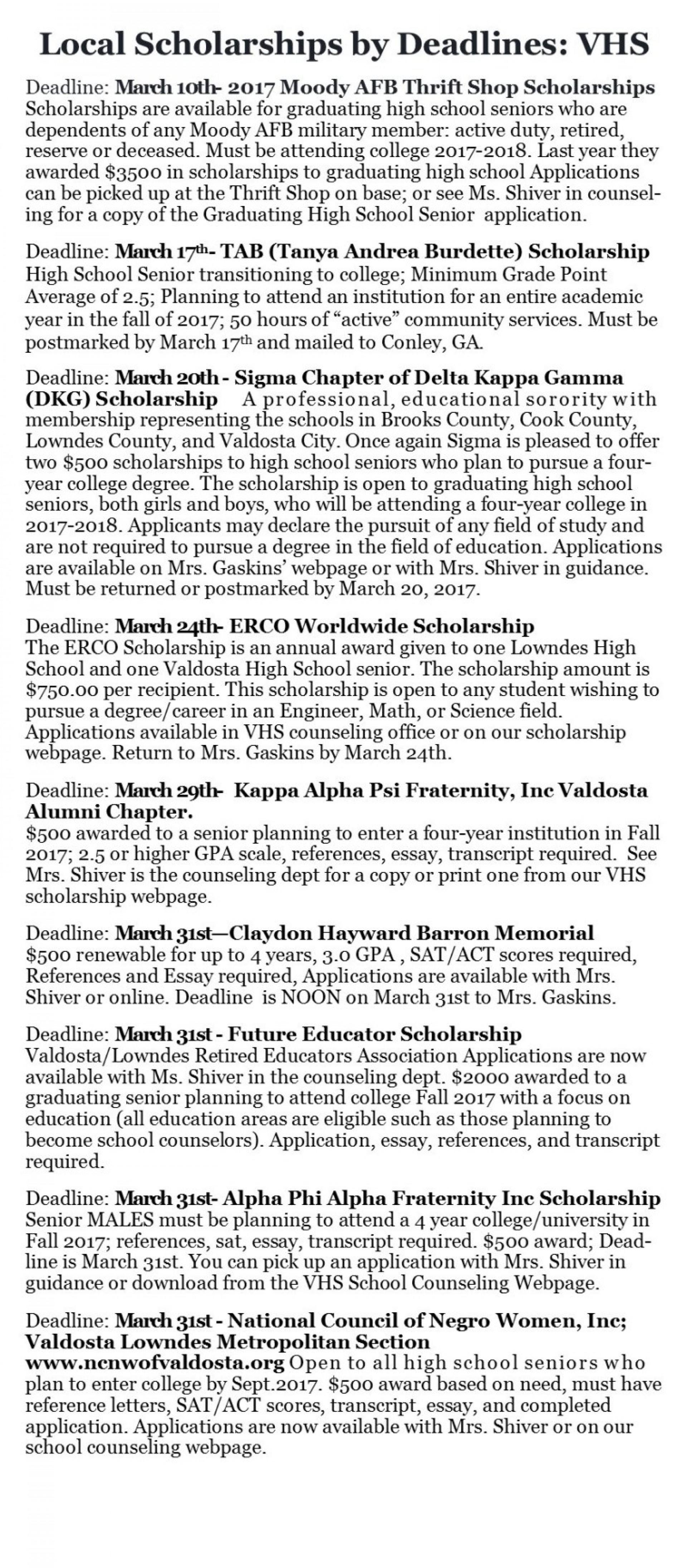 012 Shorty Scholarships Withys For High School Seniors Poemsrom Co Tinetby5eqpfuhec2cd5mlc30c12uavsxxp5rodkzqo In California Texas Class Of Free No Amazing Short Essay College Easy 1920