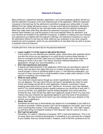 Nursing school essay tips