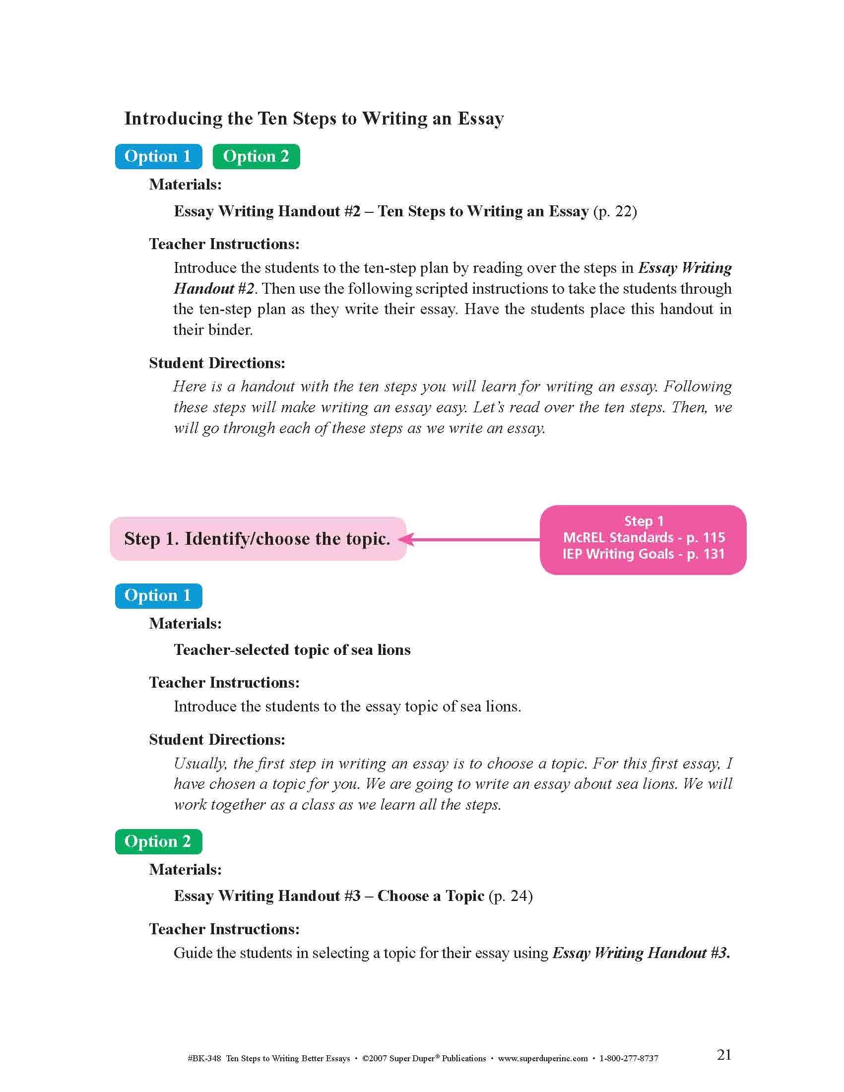 012 Steps To Writing An Essay 81irq27qghl Stunning Middle School Argumentative Full