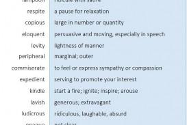 012 Synonym For Essay Frightening Words Essayistisch Because