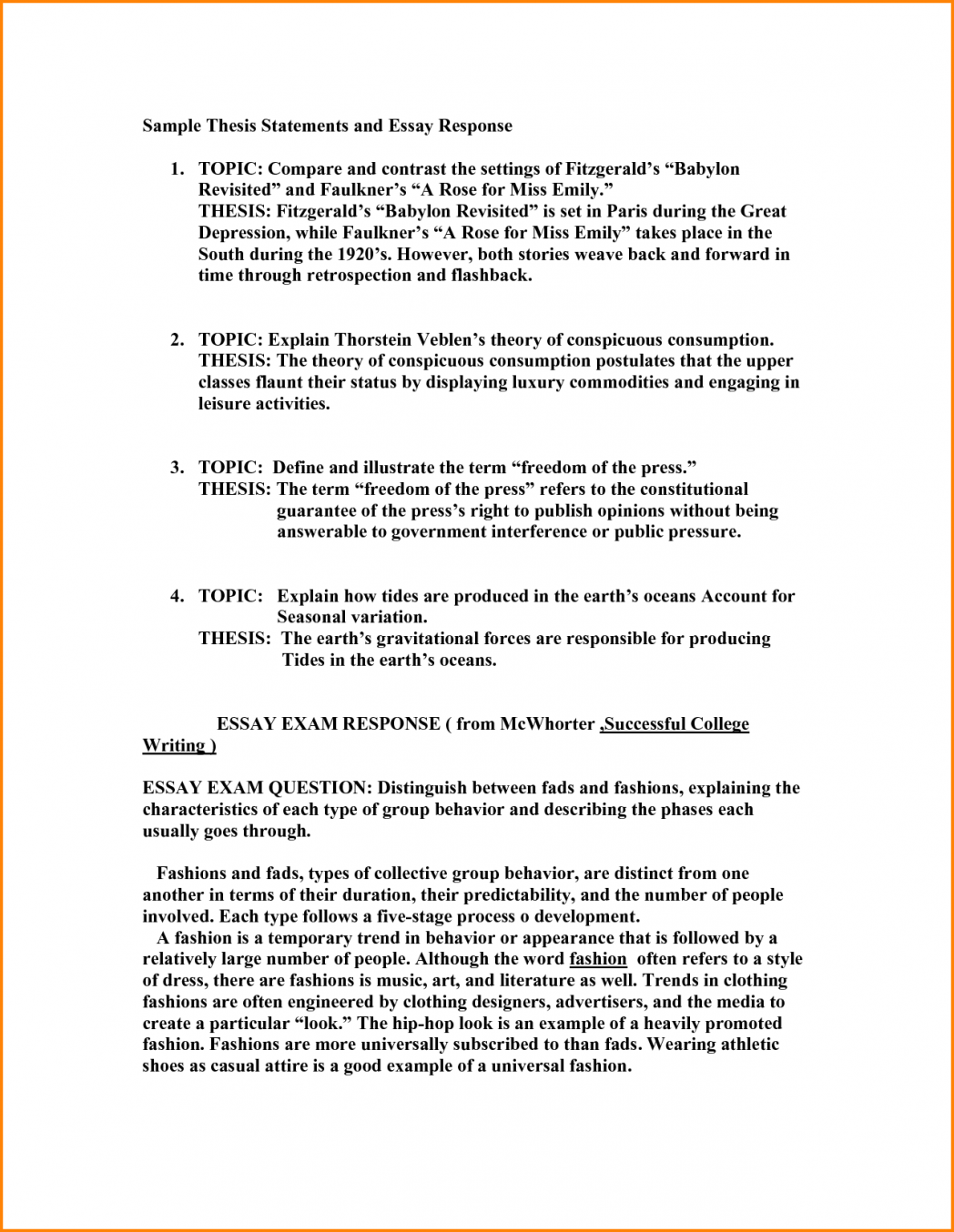 012 Thesis Statement For Definition Essay Example Of How Do I Write An Argumentative Examples Essays You To Sentence Statements And Paragraphs Outstanding Success Beauty Full