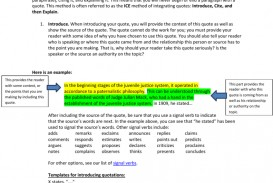 013 008286667 1 How To Incorporate Quotes In An Essay Shocking Into Mla Integrate