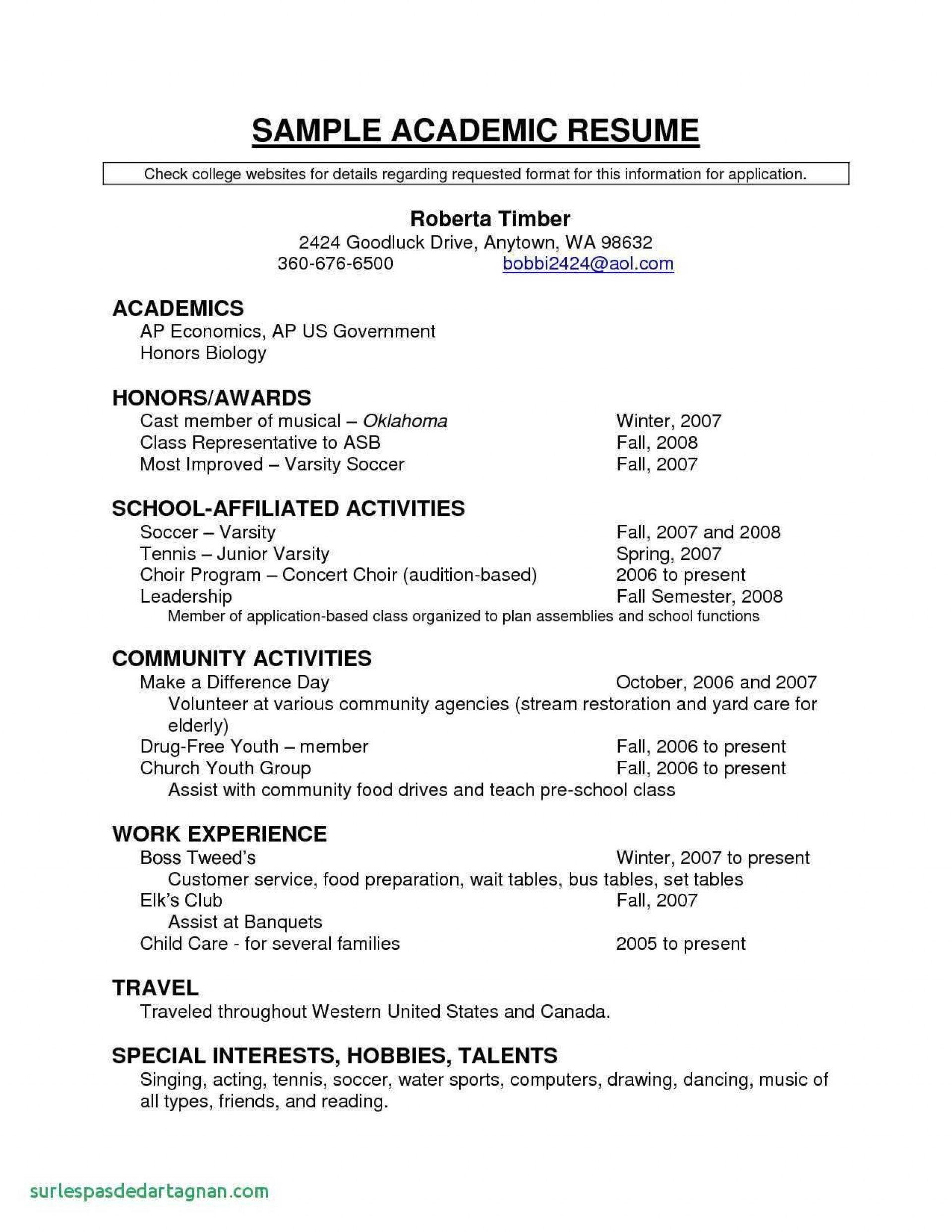 013 Answering Questions In Essay Format Student Resume Samples Luxury Sample For From American How To Write Awards On Of Unforgettable Apa Multiple 1920