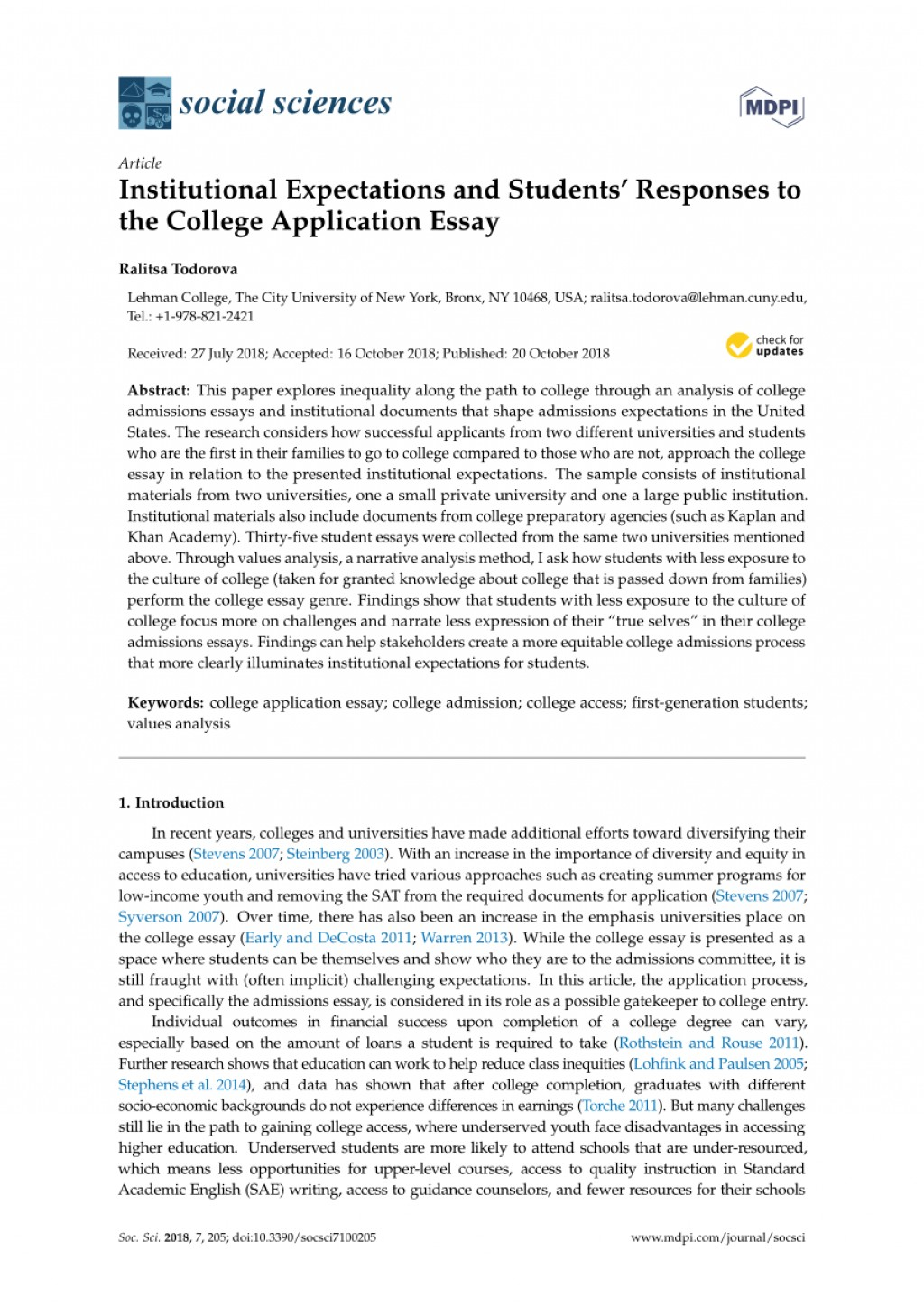 013 Application Essay Example Excellent Apply Texas Prompts 2019 College Help Guidelines Large