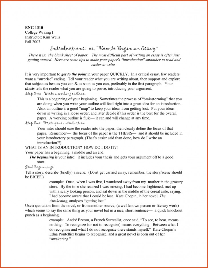 013 College Essays Applications Of Essay Consultant L How To Start An Amazing With A Hook Quote Analysis On Book 728