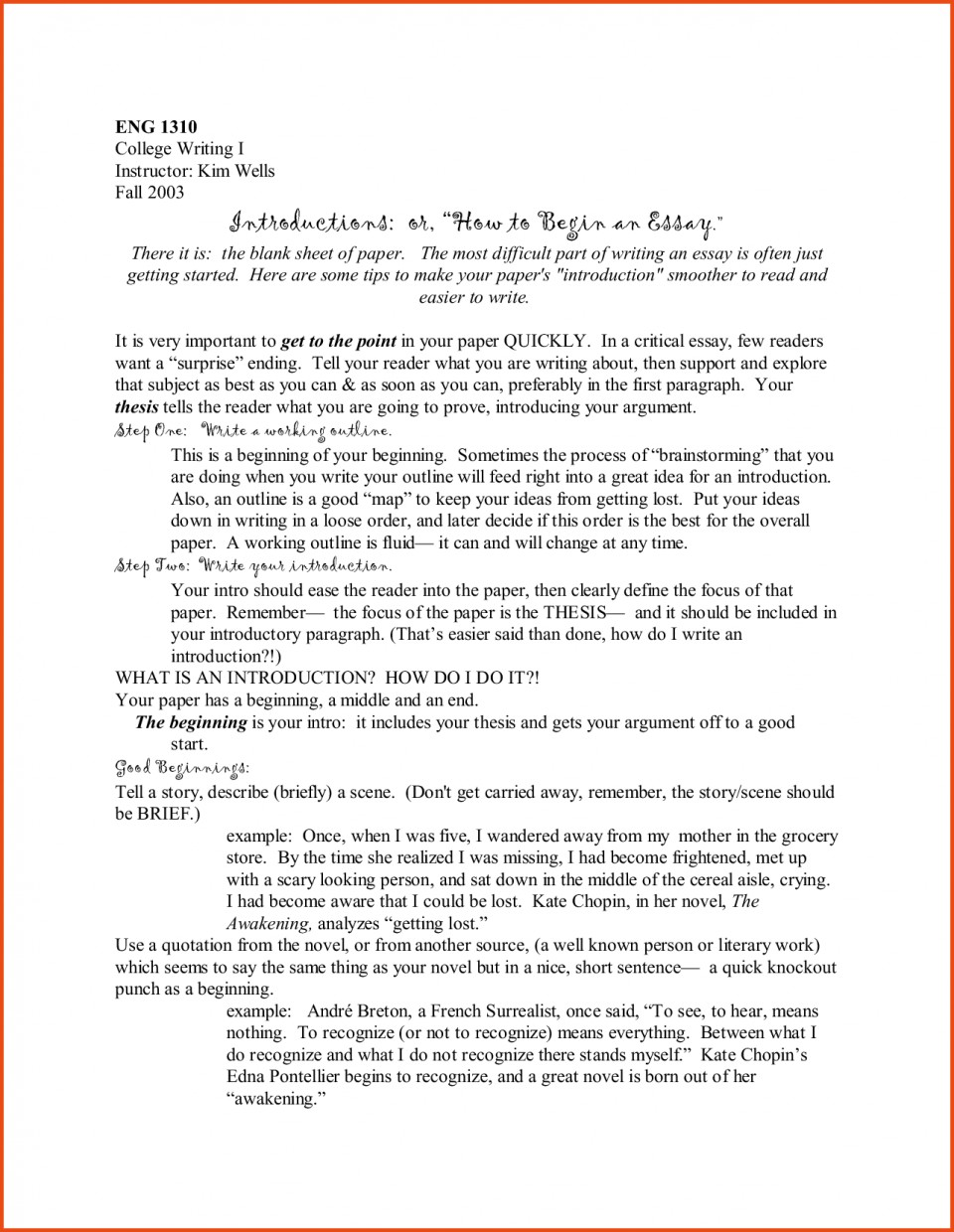 013 College Essays Applications Of Essay Consultant L How To Start An Amazing With A Hook Quote Analysis On Book 960