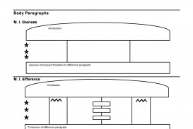 013 Compare And Contrast Essay Graphic Organizer Example Ms1 Wondrous Middle School