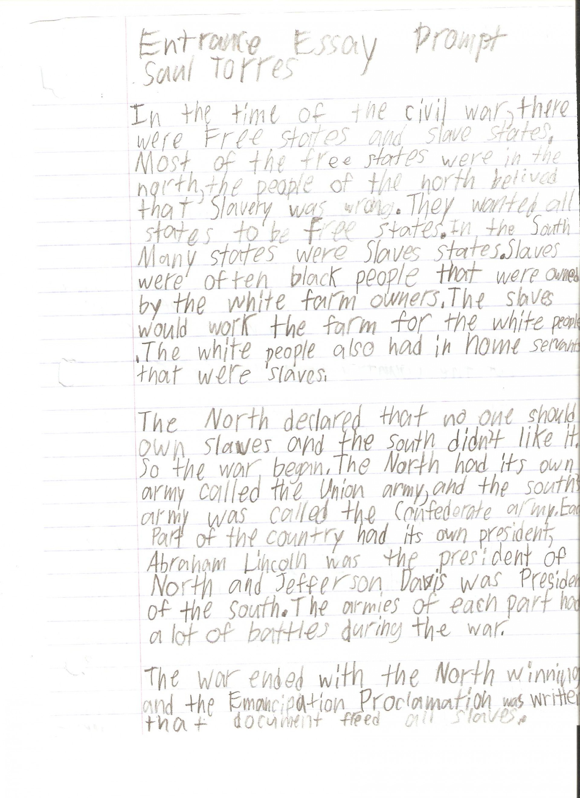 013 Concept Essay Example Saul Torres Fearsome On Racism Paper Examples Beauty 1920