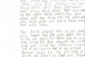 013 Concept Essay Example Saul Torres Fearsome On Racism Paper Examples Beauty