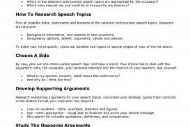 013 Controversial Argumentative Essay Topics Example Funny Persuasive Excellent Non Current