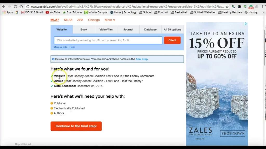013 Essay Bib Maxresdefault Fearsome Easybib Mla Works Cited Chicago Citation Generator Apa Format Large