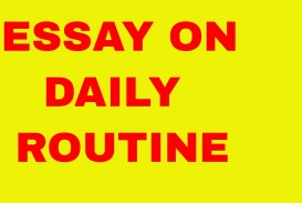 013 Essay Daily Example Unique On Routine Of Housewife June 21 My Life