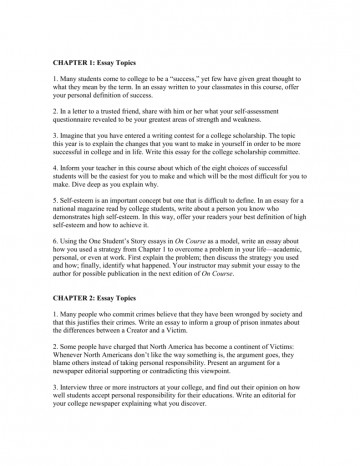 013 Essay Example 008007166 1 This I Believe Fearsome Topics Funny Prompt 360