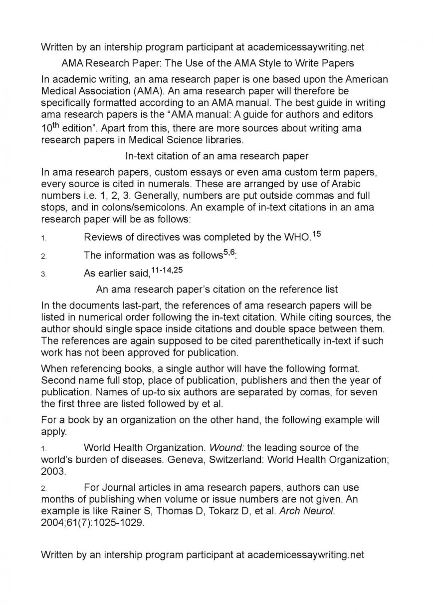 005 ama writing college paper service 3 essay example