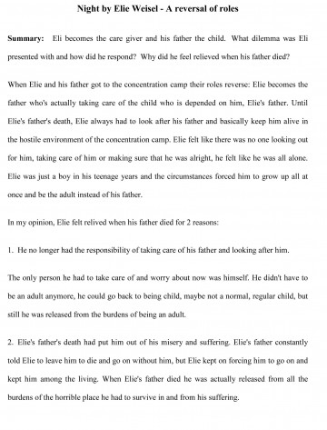 013 Essay Example Book Impressive Report Sample Examples Of Literary 360