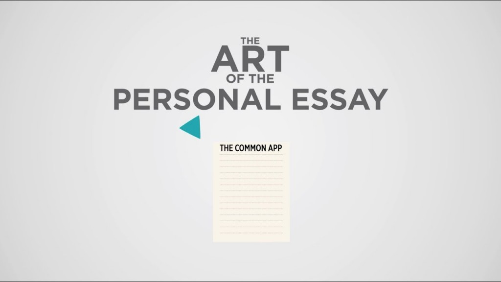 013 Essay Example College Advisors Common App Short Tips Writing An Amazing Maxresde Wondrous Princeton Duke Stanford Large