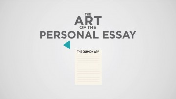 013 Essay Example College Advisors Common App Short Tips Writing An Amazing Maxresde Wondrous Princeton Duke Stanford 360