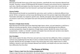 013 Essay Example Compare And Contrast Essays 008061732 1 Awful Free Examples For College Topics Middle School