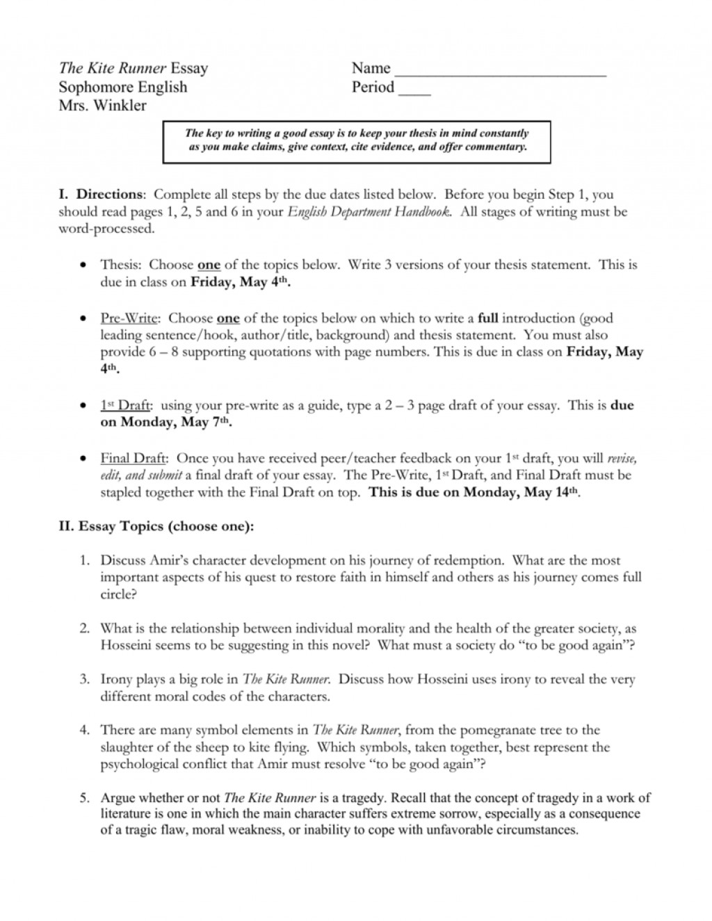 013 Essay Example Concept Topics 008943805 1 Rare Explanation Explaining A Large