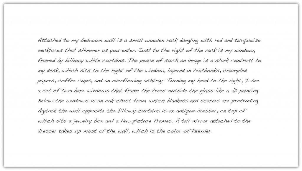 013 Essay Example Descriptive Thesis Rare Statement Generator Pdf Large