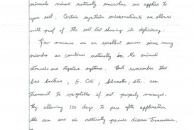 013 Essay Example Handwriting Amish Farmer Importance Good Cursive Vs Typing Analysis Recognition Sat Titles For Fearsome On Short Of In Hindi Gujarati