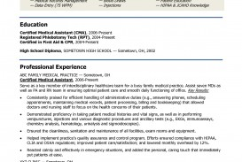 013 Essay Example Hipaa Sample Resume For Medical Archaicawful