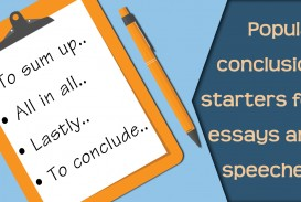 013 Essay Example How To Start An Unusual Conclusion A History Sentence For Write Expository