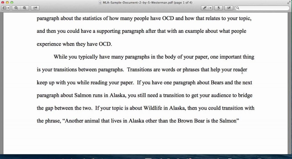 013 Essay Example How To Start Off Body Paragraph In An Impressive A The First Words Large