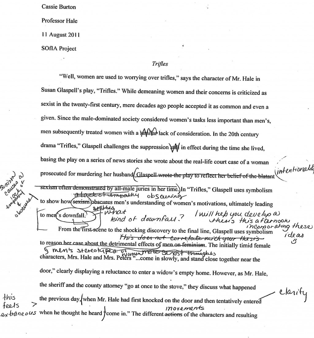 013 Essay Example Img030 How To End Exceptional An About A Book For Scholarship Large