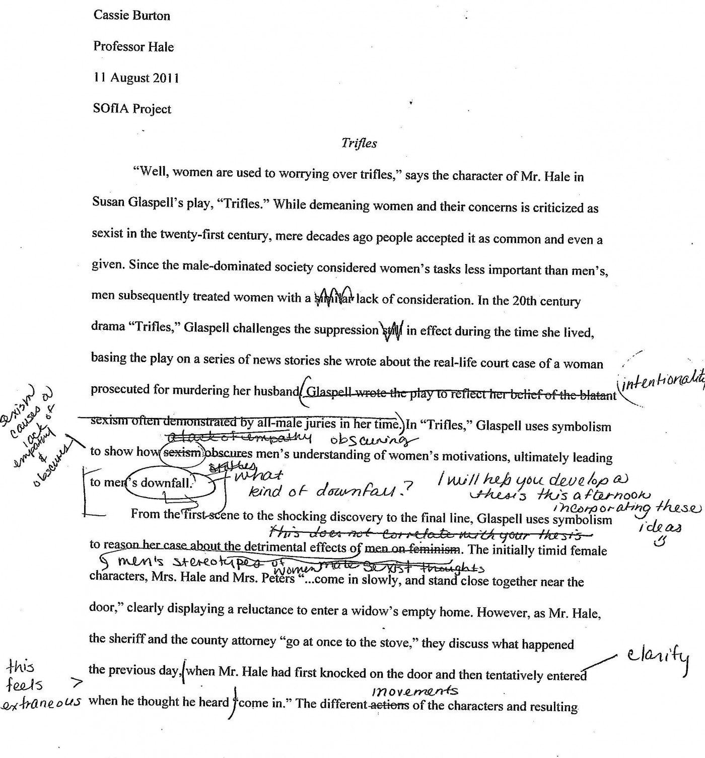 013 Essay Example Img030 How To End Exceptional An About A Book For Scholarship 1400