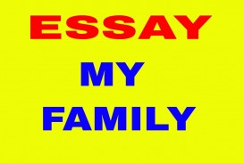 013 Essay Example Maxresdefault My Formidable Family I Love For Class 2 Small On In French Grade