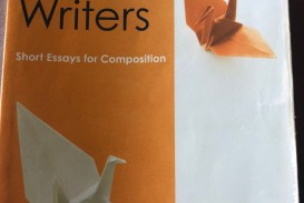 013 Essay Example Models For Writers Short Essays Composition S Singular 12th Edition Pdf 13th