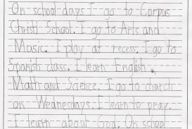 013 Essay Example National Junior Honor Society Samples Unusual