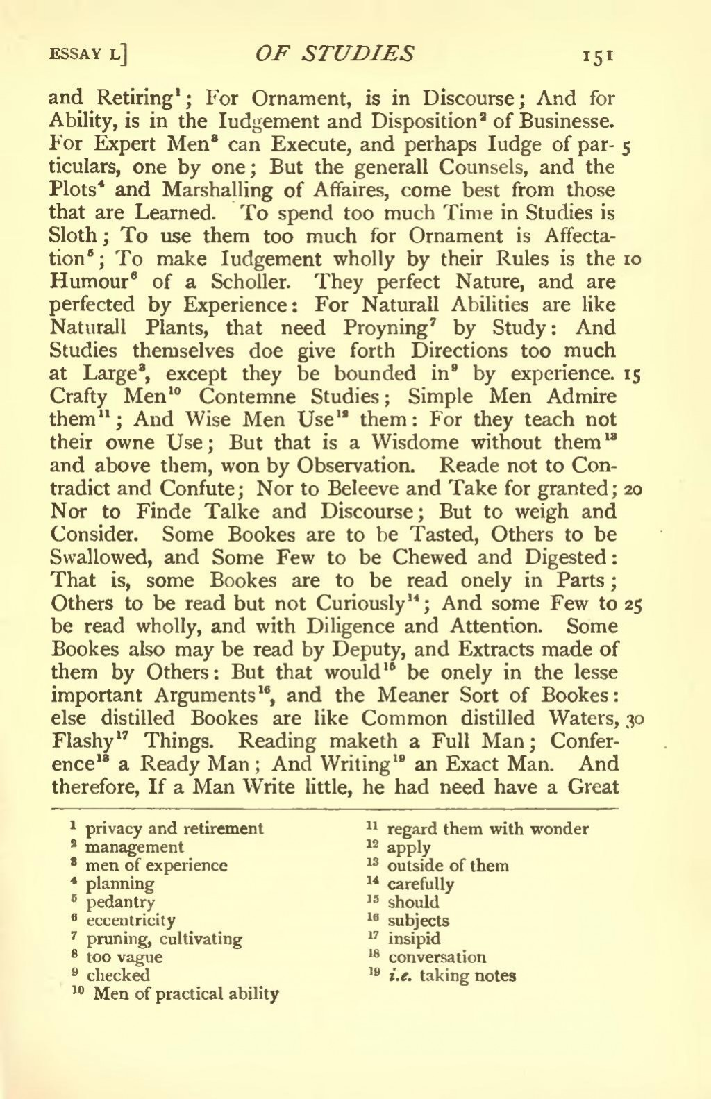 013 Essay Example Page175 1024px Bacons 1908 West Djvu Amazing Essays Francis Bacon Google Books Of Truth Quiz Bacon's Summary Large