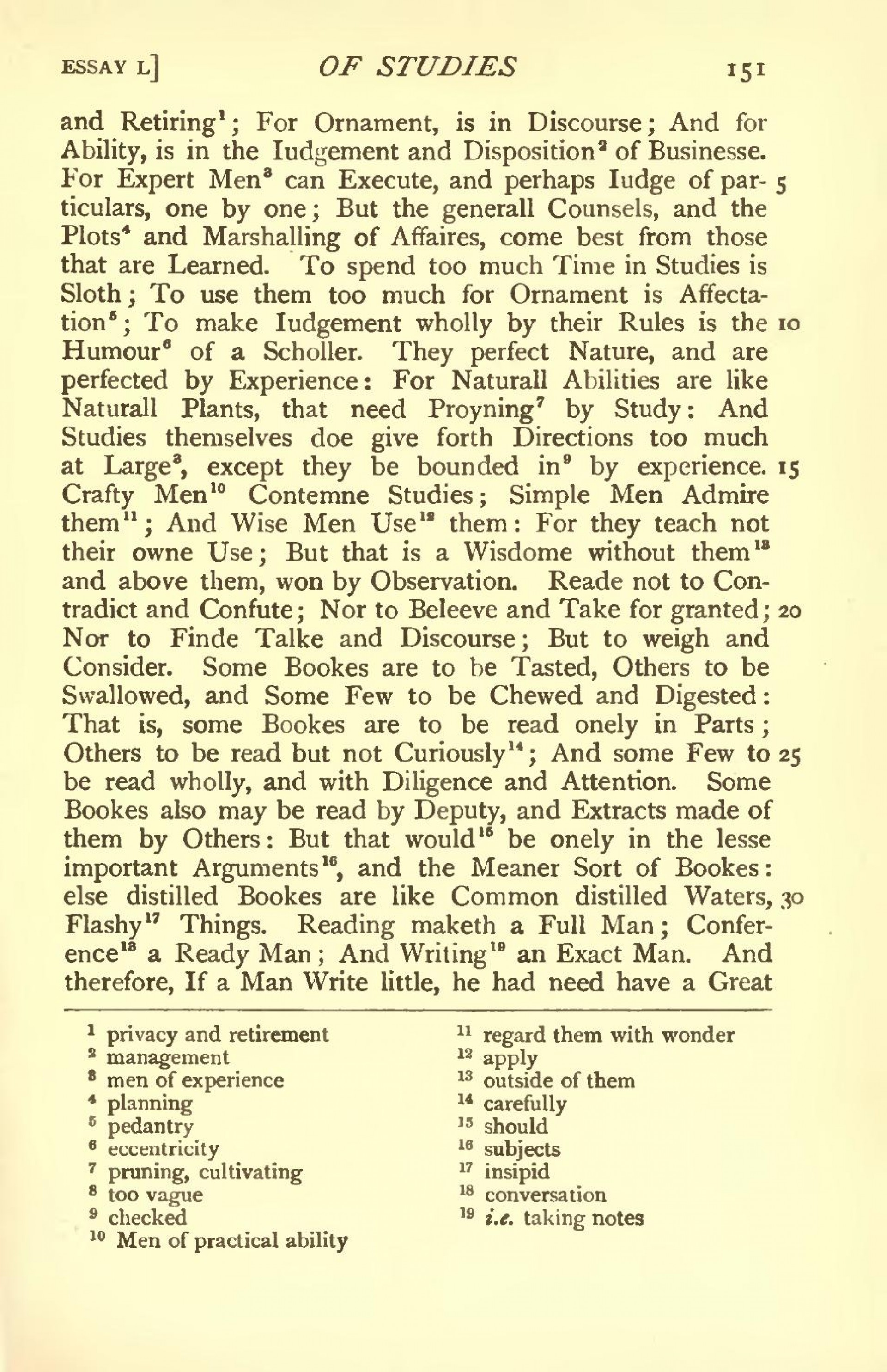 013 Essay Example Page175 1024px Bacons 1908 West Djvu Amazing Essays Francis Bacon Google Books Of Truth Quiz Bacon's Summary 1920